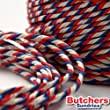 Butchers Sundries 10 Metres of Red, White & Blue Craft - Bakers - Butchers - String - Twine
