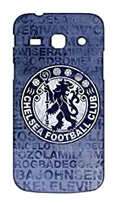 Chelsea Football Club Design - Samsung Galaxy Core Plus Mobile Hard Case Back Cover - Printed Designer Cover for Samsung Galaxy Core Plus - SGCRPLSCFCB131
