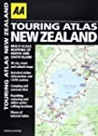 AA Touring Atlas New Zealand