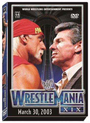 Wwe: Wrestlemania Xix [DVD] [2003] [Region 1] [US Import] [NTSC]