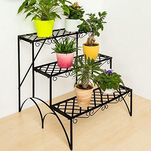 tectake-estantes-para-plantas-escalera-metalica-macetas-flores-3-niveles-ca-60x60x60cm-carga-maxima-