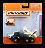 JCB 726 ADT * WHITE * Matchbox Real Working Rigs Die-Cast Vehicle * Real Working Parts *