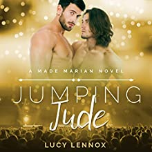 Jumping Jude: A Made Marian Novel Audiobook by Lucy Lennox Narrated by Michael Pauley