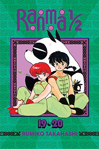 Ranma 1/2 (2-in-1 Edition) Volume 10: 19-20