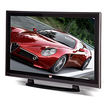 Igo LEI32HNBB1 80cm (32 inches) HD Ready LED TV (Black)