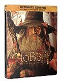 #7: Le Hobbit : un voyage inattendu - Ultimate Edition - 2 Blu-ray + DVD + Copie digitale - Edition Limitée SteelBook Gandalf [Blu-ray]
