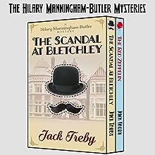 The Hilary Manningham-Butler Mysteries: Omnibus | Livre audio Auteur(s) : Jack Treby Narrateur(s) : Jack Treby, Angela Dawe