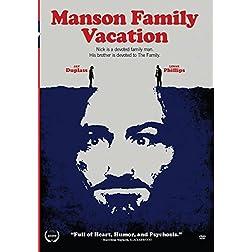 Manson Family Vacation DVD