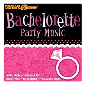 bachelorette party songs