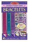 Melissa   Doug Design-Your-Own Bracelets