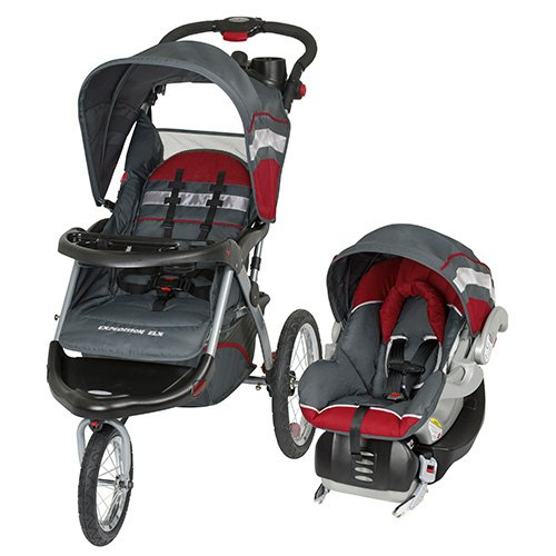 91c93300d501 Ɛ Baby Trend Hello Kitty Jogger Travel System - Baby Strollers ...