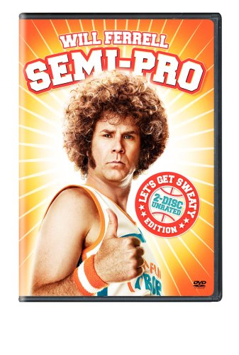 Cover art for  Semi-Pro (Unrated Edition)