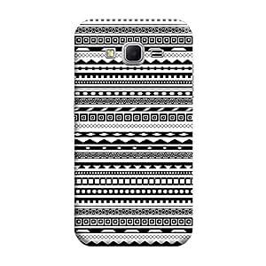 CaseLite Premium Printed Mobile Back Case Cover With Full protection For Samsung Core Prime G360 (Designer Case)