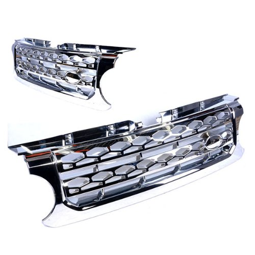 T-Rex 56794 Upper Class Stainless Steel//Chrome Finish Side Vent for Infiniti QX56