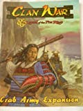 img - for Clan War (Legend of the Five Rings, Crab War Expansion) book / textbook / text book