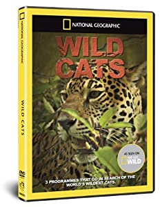 National Geographic - Wild Cat Collection [DVD]