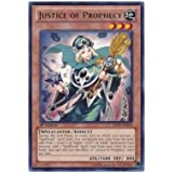 Yu-Gi-Oh! - Justice of Prophecy (ABYR-EN023) - Abyss Rising - 1st Edition - Rare