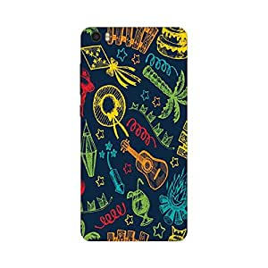 Giftroom Xiaomi Mi5 back Cover case - Hard plastic luxury designer case for Mi5-For Girls and Boys-Latest stylish design with full case print-Perfect custom fit case for your awesome device-protect your investment-Best lifetime print Guarantee-Giftroom 135