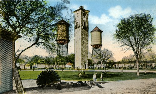 Fort Sam Houston, San Antonio - Fine-Art Gicl??e
