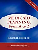 Medicaid Planning: From A to Z