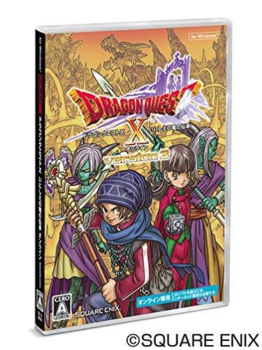ドラゴンクエストX いにしえの竜の伝承 オンライン 初回生産封入特典ゲーム内で使える『プレゼントチケット』が6個手に入るアイテムコード同梱 -