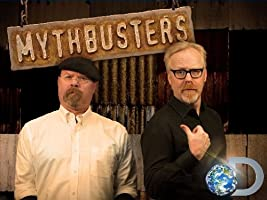 MythBusters Season 15 [HD]