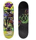 "PlayWheels Teenage Mutant Ninja Turtles 28"" Complete Skateboard - Ninja Tough Graphic"