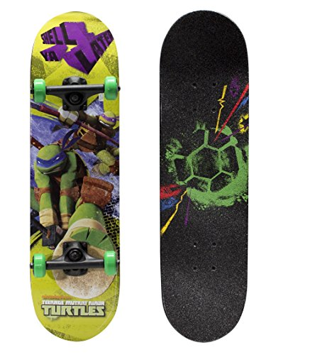 PlayWheels-Teenage-Mutant-Ninja-Turtles-28-Complete-Skateboard-Ninja-Tough-Graphic