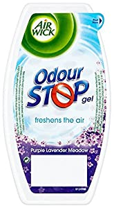 Air Wick Odour Stop 150 g - Lavender and Camomile, Pack of 6