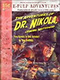 img - for The Adventures of Dr Nikola, Criminal Mastermind (Five amazing novels in one volume!) book / textbook / text book