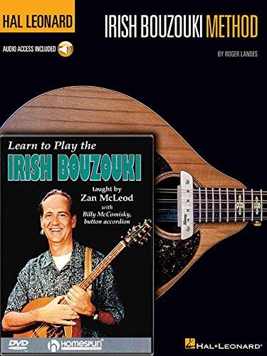 Hal Leonard Irish Bouzouki Method / Learn to Play the Irish Bouzouki