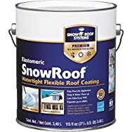 Snow Roof KST000SRB-16 Snow Roof-GAL SNOW ROOF COATING