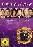 Friends - Die komplette fünfte Staffel (4 DVDs)
