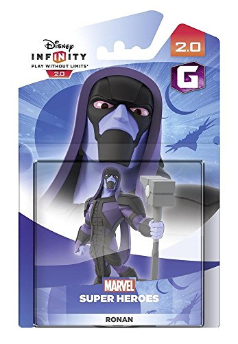 Disney Infinity: Marvel Super Heroes (2.0 Edition) Ronan Figure - Not Machine Specific (Marvel Disney Infinity Case compare prices)