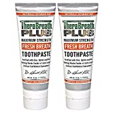 TheraBreath PLUS Professional Formula Fresh Breath Toothpaste