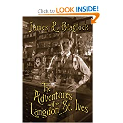 The Adventures of Langdon St. Ives by James P. Blaylock and J. K. Potter