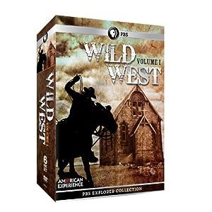 Pbs Explorer Collection: Wild West 1
