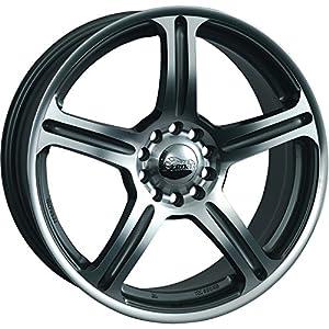 "Primax Wheel 772 Machined Wheel (16x7""/5x114.3mm)"