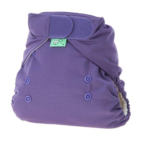 TotsBots Wrap Sugar Plum (purple) Size 1 - 1