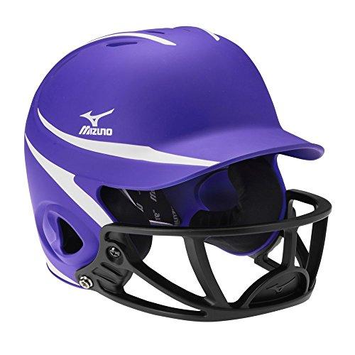 Mizuno MBH252 MVP Fastpitch Helmet W/Mask