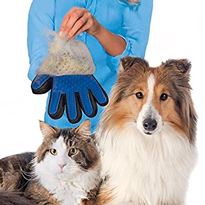 Home Story Deshedding Glove for Gentle and Efficient Pet Grooming