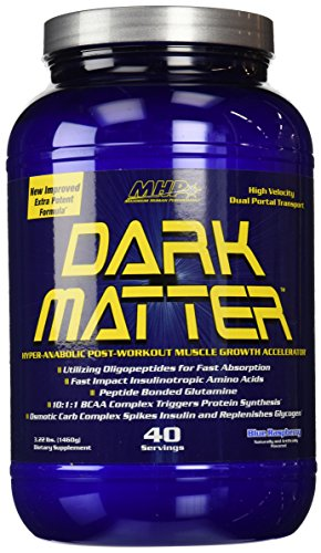 MHP Dark Matter Post-Workout Muscle Growth Accelerator ...