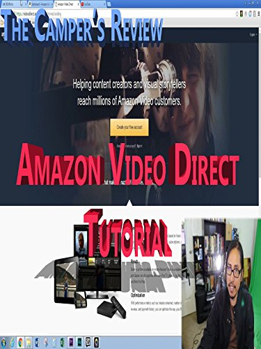 Amazon Video Direct Tutorial - How To Upload Video - Create Caption Subtitles & Key Art