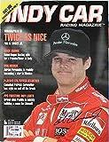 Al Unser Jr Signed 1994 Indy Car Racing Magazine #q12337 – PSA/DNA Certified – Autographed NASCAR Magazines