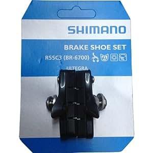 SHIMANO(シマノ) カートリッジブレーキシューセット グロッシー R55C3 BR-6700G Y8G698130