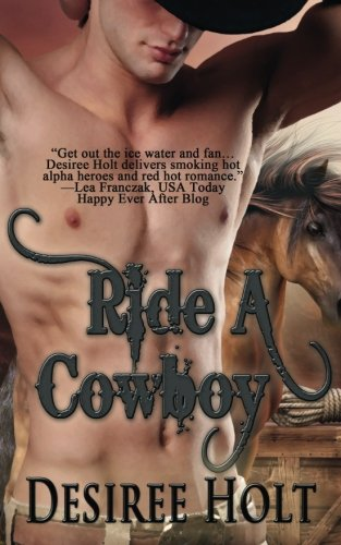 book cover of Ride A Cowboy