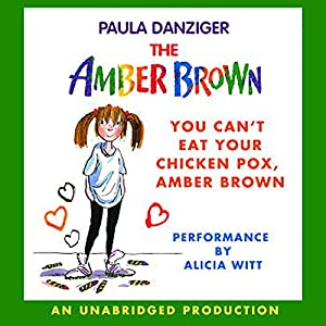 You Can't Eat Your Chicken Pox, Amber Brown Audiobook