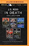 img - for J. D. Robb In Death Collection Books 6-10: Vengeance in Death, Holiday in Death, Conspiracy in Death, Loyalty in Death, Witness in Death (In Death Series) book / textbook / text book