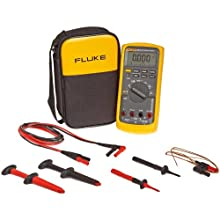 Fluke 87V/E2 Industrial True-RMS Multimeter Combo Kit