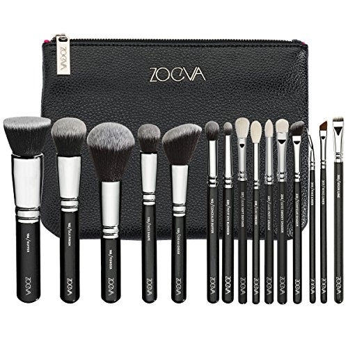 Brushes-Makeup-Cosmetics-Tool-Luxe-Complete-Bag-Kit-Set-Professional-Best-Seller-Organizer-Bag-Travel-Small-Large-for-Girl-Real-Techniques-Eye-Full-Bag-Complete-Eye-ZOEVA-Set-15-Face-Brushes